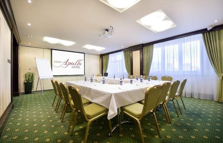 Apollo Hotel Bratislava - Conference - 4