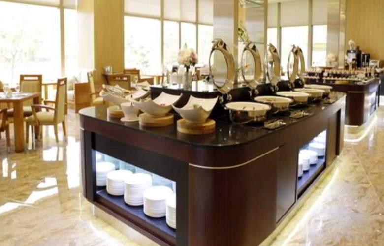 The Central Park Hotel Songdo - Restaurant - 16
