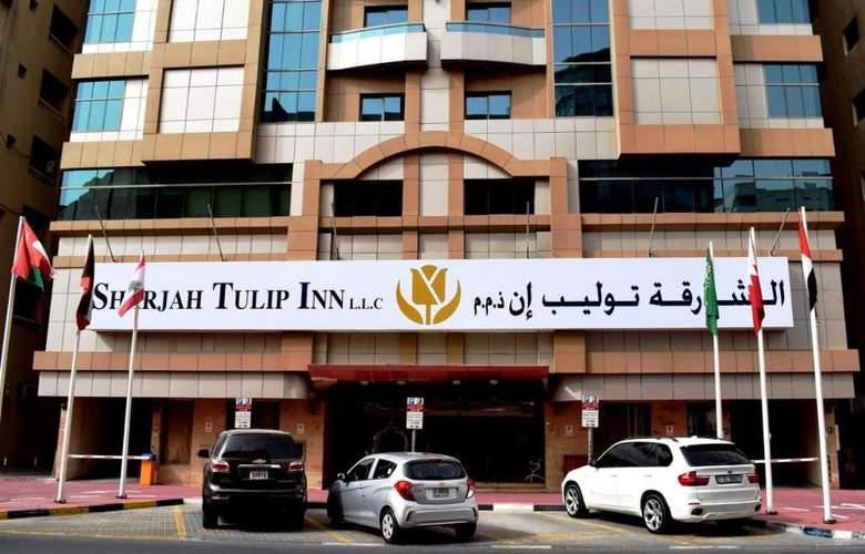 Tulip Inn Sharjah - Hotel - 0