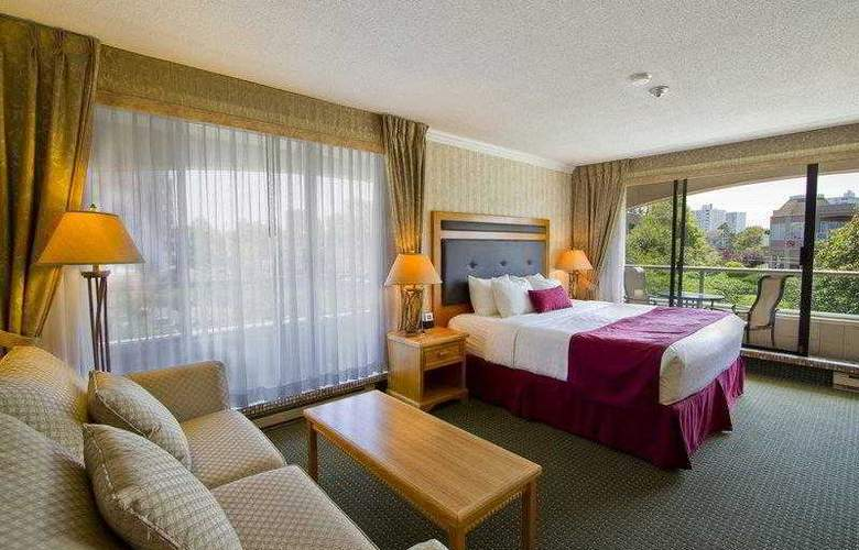 Best Western Plus Inner Harbour - Hotel - 31