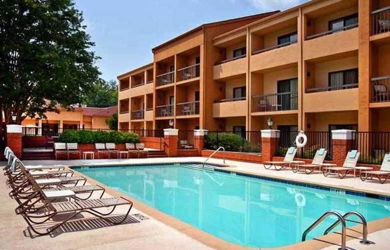 Courtyard Charlotte SouthPark - Hotel - 17