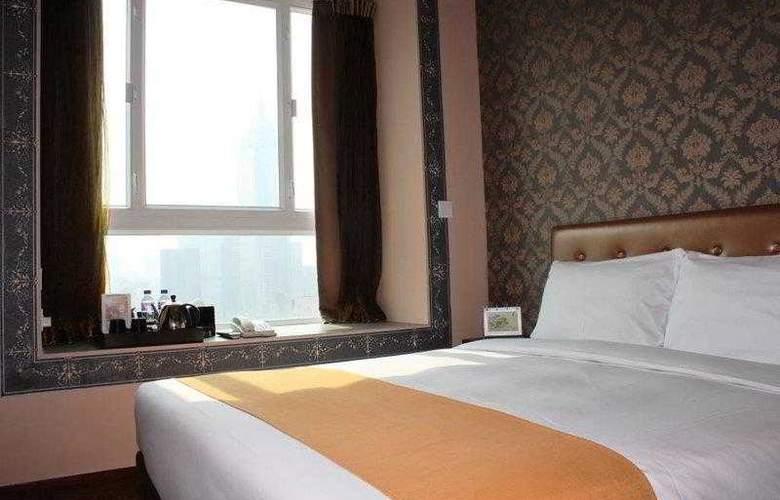 Best Western Hotel Causeway Bay - Hotel - 16