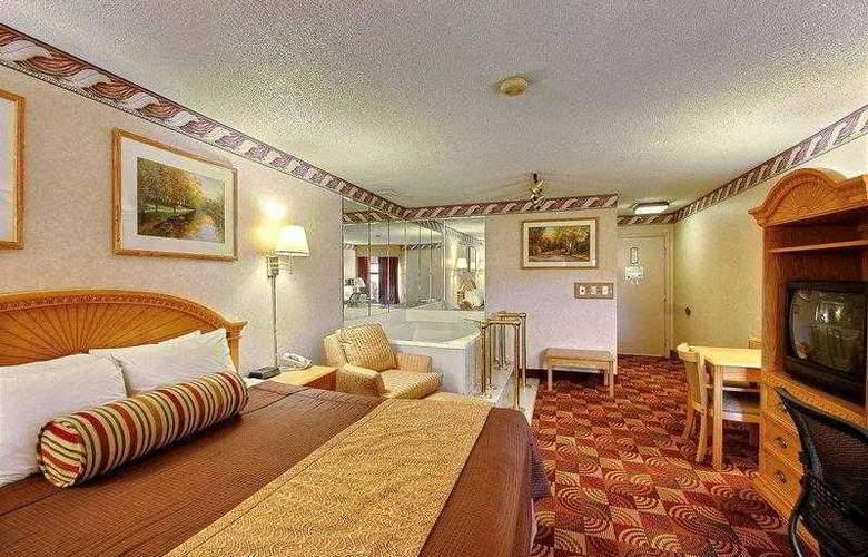 Best Western Martinsville Inn - Hotel - 9