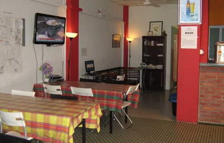 Ark 259 Lodge - Restaurant - 7