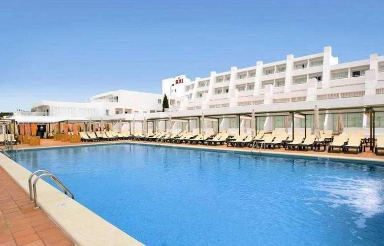 Hotel Riu la Mola - Pool - 10