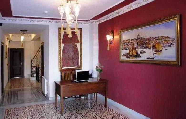 Rose Garden Suites Istanbul - General - 1