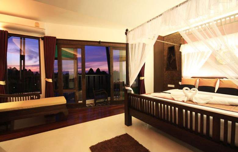Dee Andaman Hotel Pool Bar - Room - 15