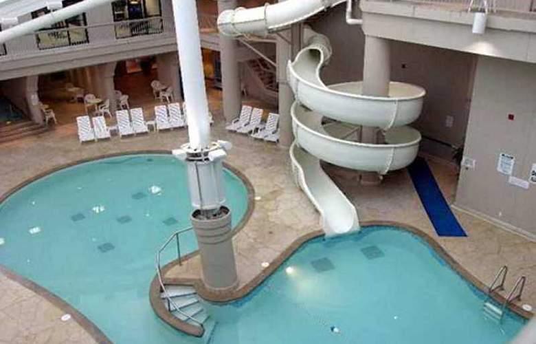 Hilton Hotel & Suites Niagara Falls/Fallsview - Hotel - 19
