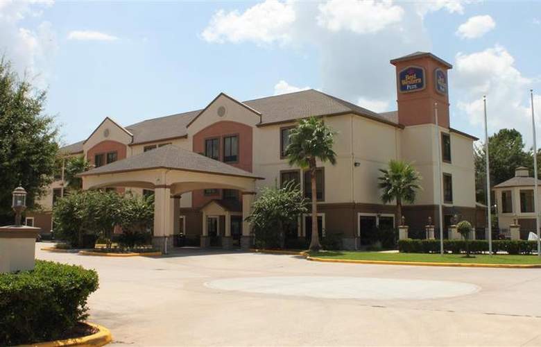 Best Western Greenspoint Inn and Suites - Hotel - 109