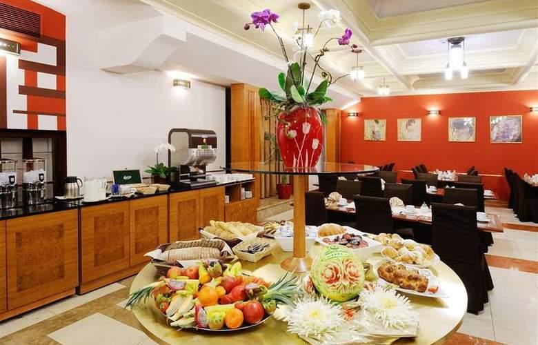 Majestic Plaza Prague - Restaurant - 125