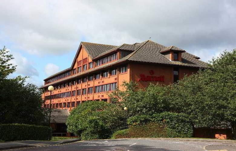 Swindon Marriott - Hotel - 0