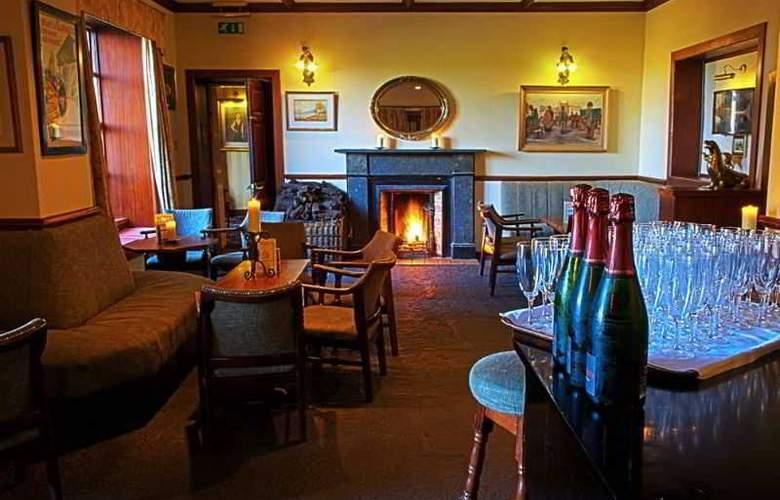 Abbeyglen Castle - Bar - 11
