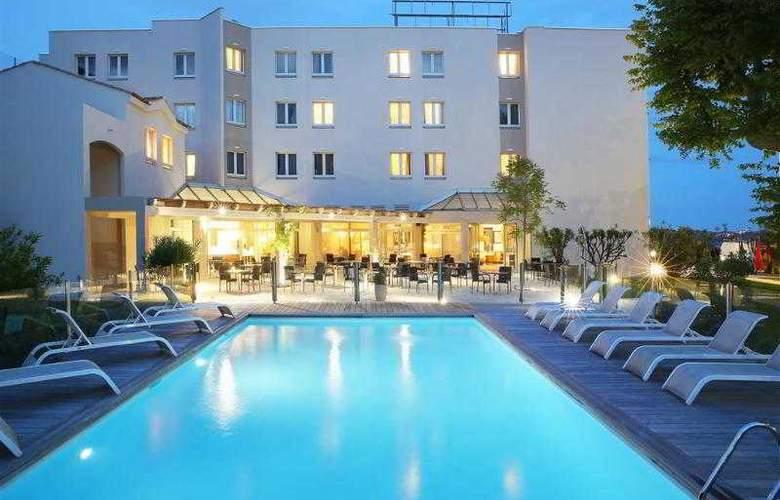 Best Western Elixir Grasse - Hotel - 14