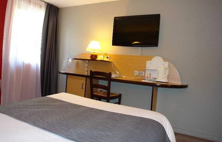 Brit Hotel Du Lac Du Val D´Auron - Hotel - 3
