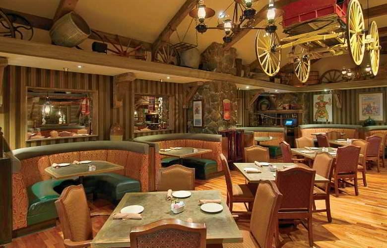 Sam´s Town Hotel & Gambling Hall - Restaurant - 8