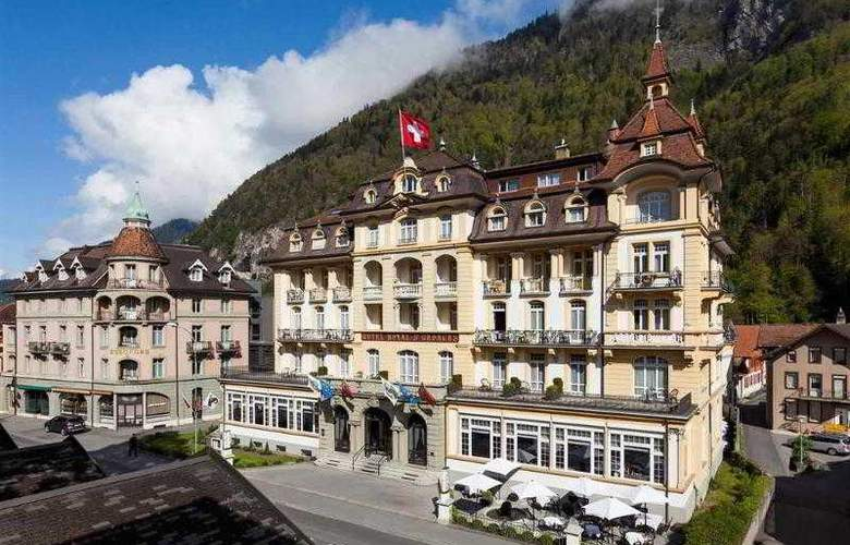 Royal St Georges Interlaken - MGallery by Sofitel - Hotel - 53