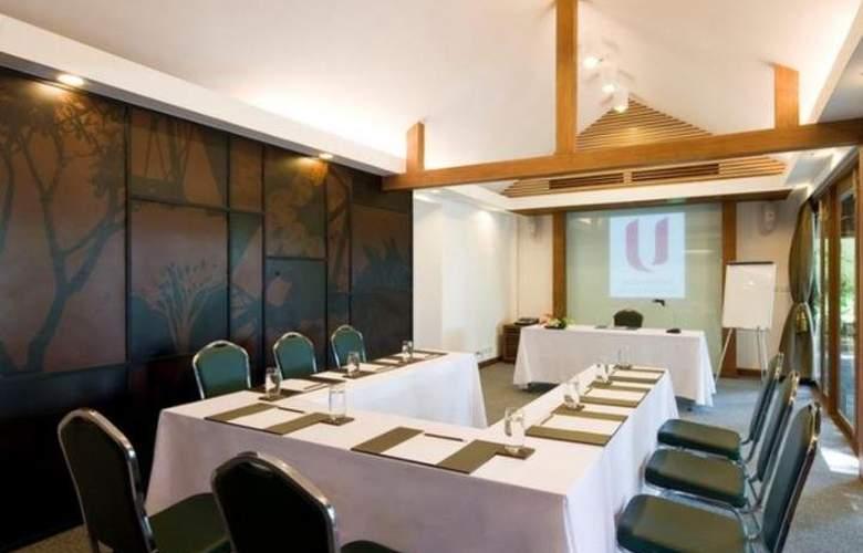 U Inchantree Kanchanaburi - Conference - 11