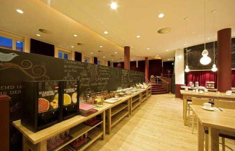 Pentahotel Rostock - Restaurant - 11