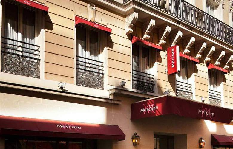 Mercure Opera Garnier - Hotel - 33