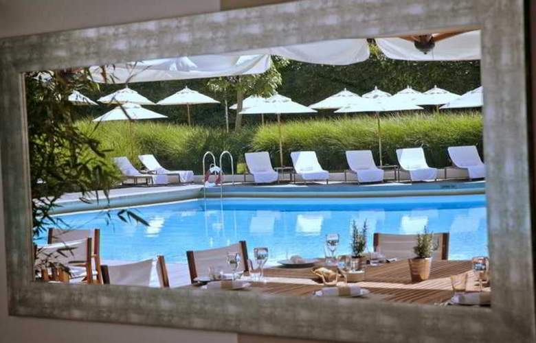 Intercontinental Geneve - Pool - 10