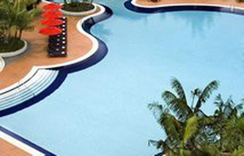 Miri Marriott Resort and Spa - Pool - 3