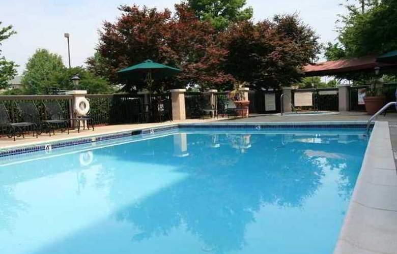 Hampton Inn & Suites Concord/Charlotte - Hotel - 8