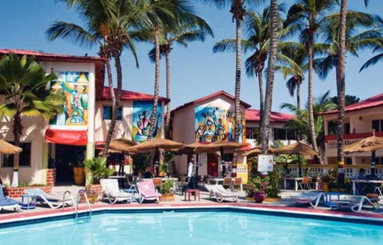 Palm Beach Hotel - Pool - 9