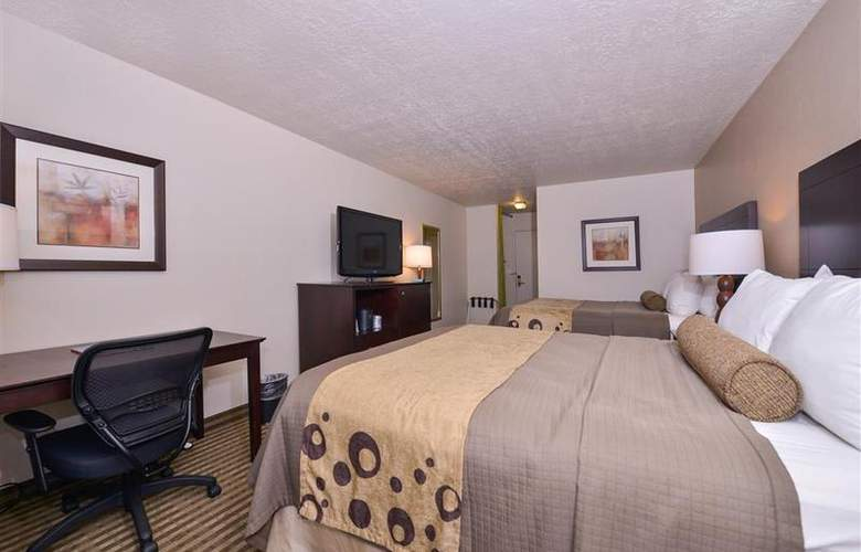 Best Western Tucson Int'l Airport Hotel & Suites - Room - 108