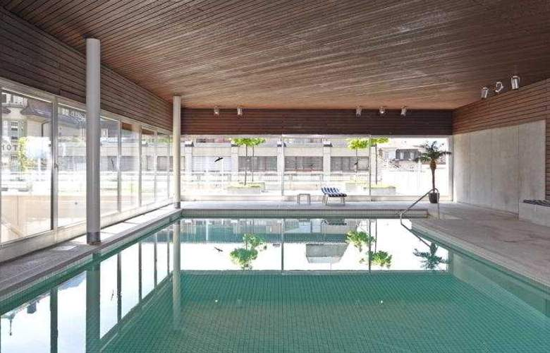 Metropole Interlaken - Pool - 6