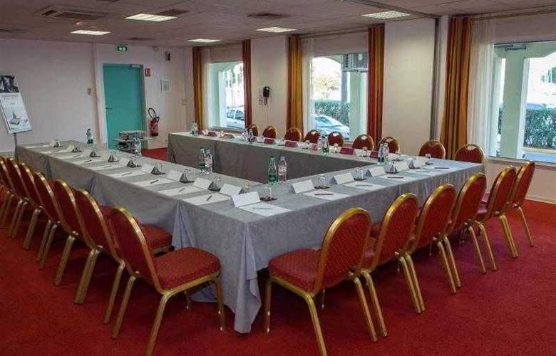 Mercure Thalassa Port Fréjus - Hotel - 38