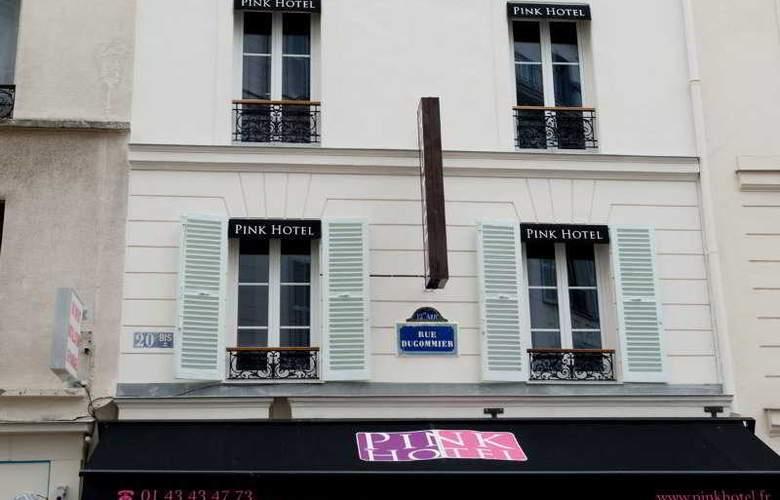 Pink Hotel - Hotel - 0
