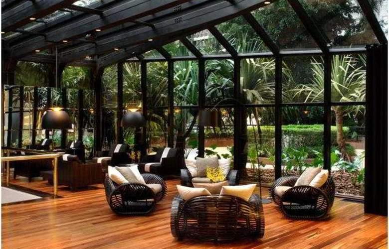 Tivoli Sao Paulo Mofarrej - Hotel - 0