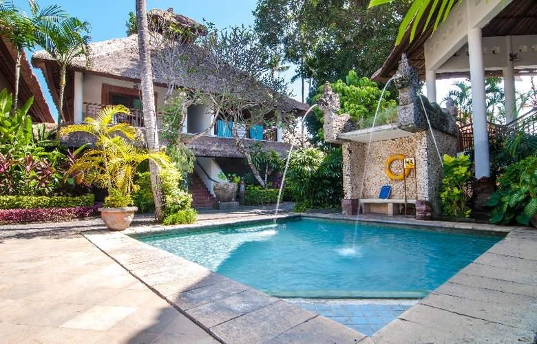 Sativa Sanur Cottages - Pool - 11