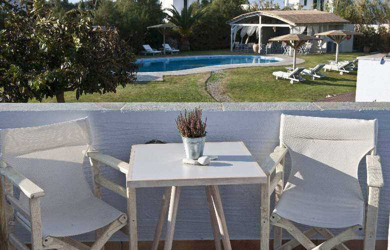 Ammos Naxos Exclusive Apartment & Studios - Terrace - 8