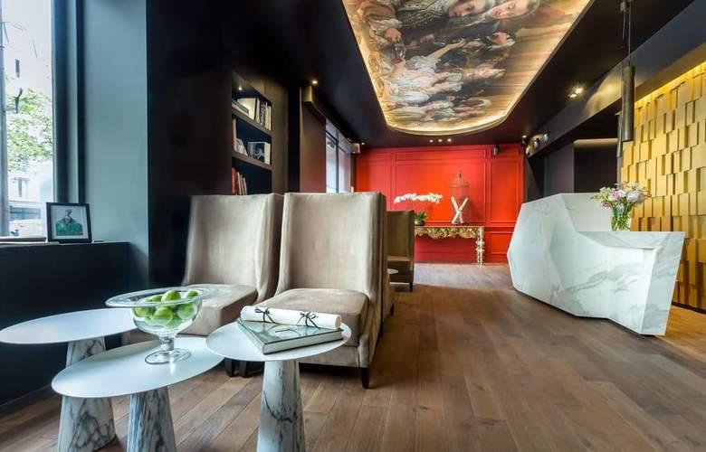 Hotel La Comtesse - General - 7
