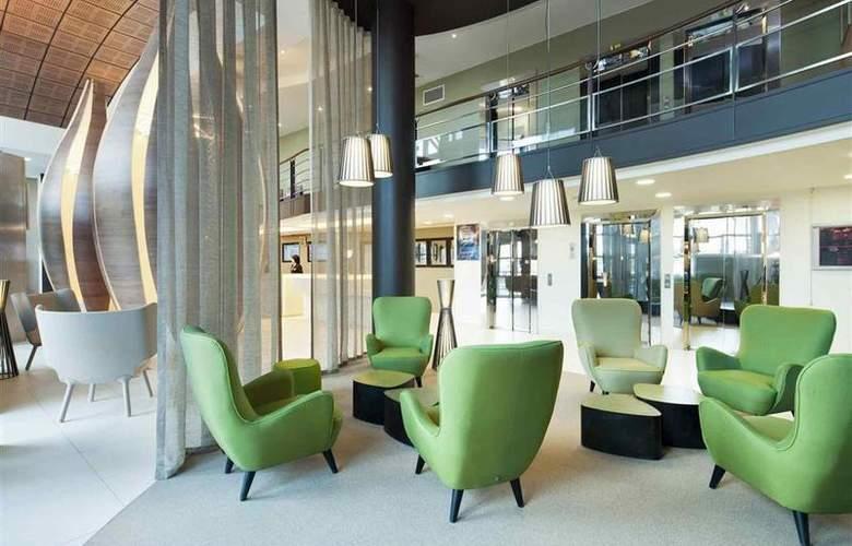 Novotel Paris 14 Porte D'Orleans - Hotel - 32