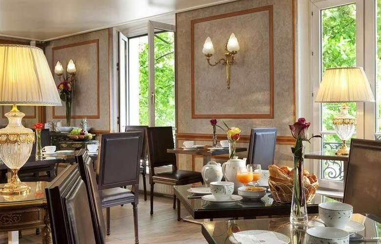 Plaza Elysées - Restaurant - 16