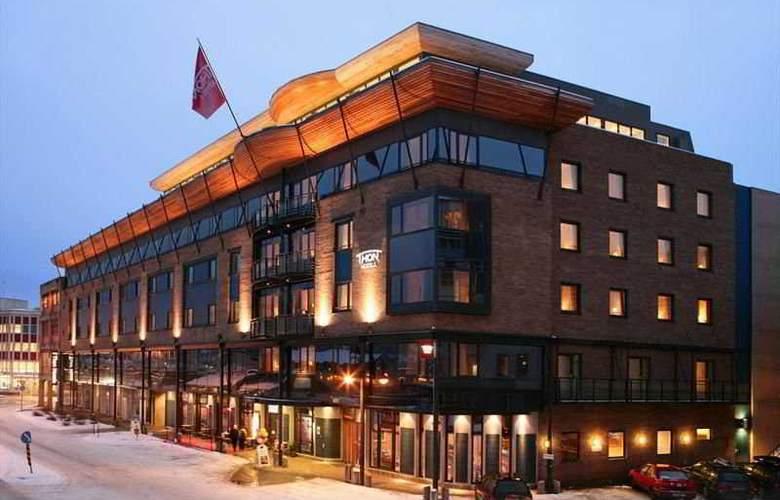 Thon Harstad - Hotel - 0