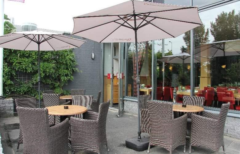 Bastion Hotel Amsterdam Noord - Terrace - 16