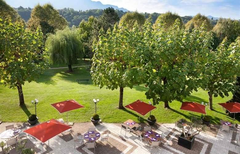 Mercure Thalassa Aix-Les-Bains Ariana - Hotel - 38