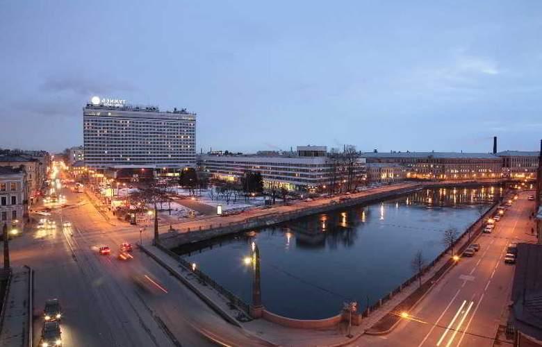 Azimut Saint Petersburg - Hotel - 3