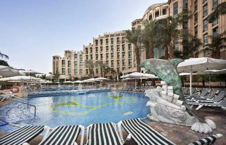 Hilton Eilat Queen of Sheba hotel - Pool - 15