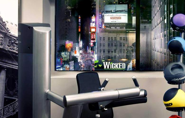 Novotel New York Times Square - Hotel - 18