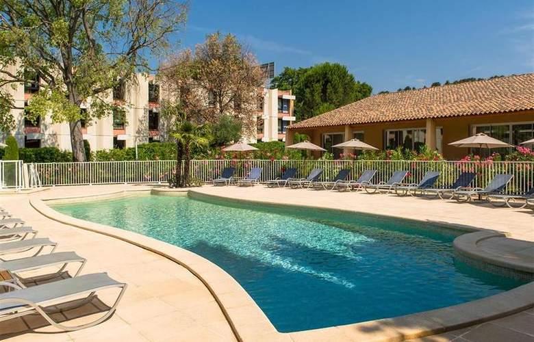 Novotel Aix en Provence Pont de l'Arc Fenouillères - Hotel - 21