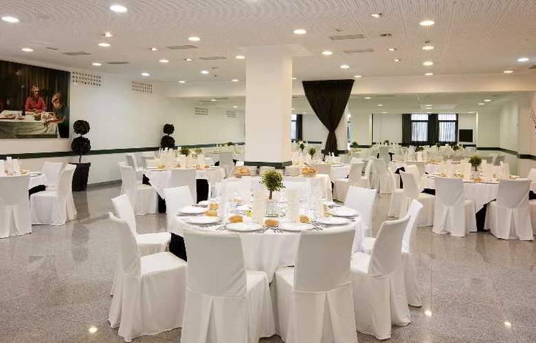 NH la Avanzada - Restaurant - 14