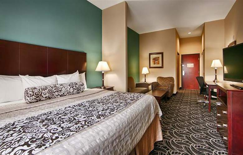Best Western Plus Katy Inn & Suites - Room - 48