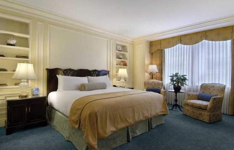 The Fairmont Vancouver - Hotel - 10