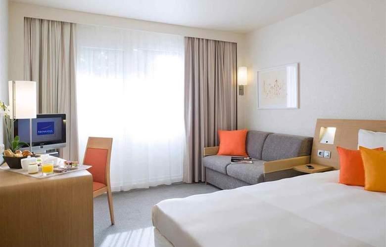 Novotel Aix en Provence Beaumanoir Les 3 Sautets - Room - 30