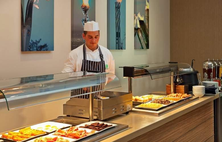 Holiday Inn London Stratford City - Restaurant - 23