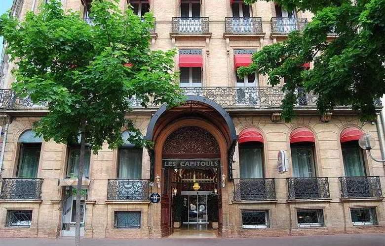 Grand Hotel Les Capitouls Jean Jaures - Hotel - 2